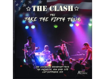 CLASH - The Take The Fifth Tour (CD)