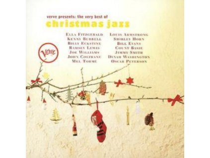 Various Artists - Verve Presents: The Very Best Of Christmas Jazz (Music CD)