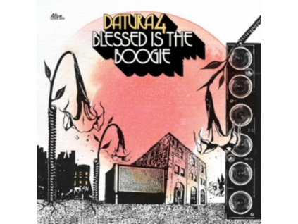 DATURA4 - Blessed Is The Boogie (CD)