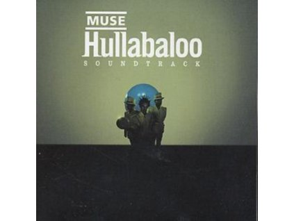 MUSE - Hullabaloo (CD)