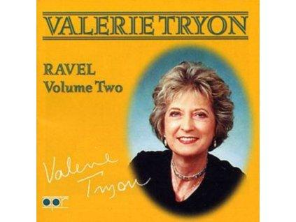 RAVEL - Valerie Tryon (CD)