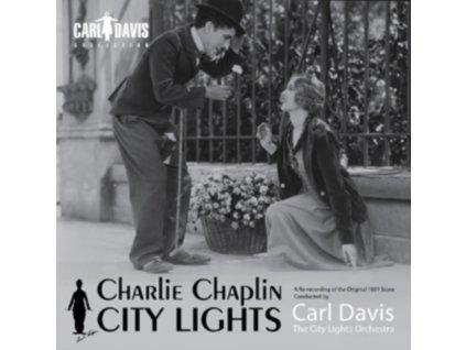 CITY LIGHTS ORDAVIS - Chaplincity Lights (CD)
