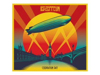 LED ZEPPELIN - Celebration Day (CD)