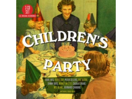 VARIOUS ARTISTS - ChildrenS Party (CD)