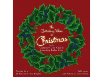 VARIOUS ARTISTS - Canterbury Voices At Christmas (CD)
