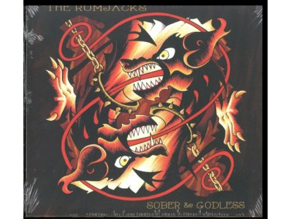 RUMJACKS - Sober & Godless (CD)