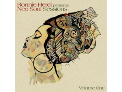 RONNIE HEREL - Neo Soul Sessions Vol. 1 (CD)