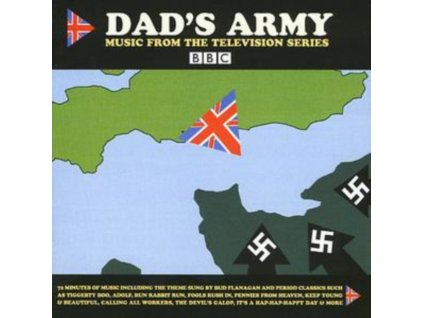 ORIGINAL TV SOUNDTRACK - Dads Army - Music From The Television Series (CD)