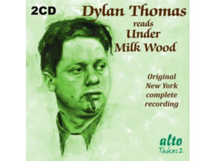 DYLAN THOMAS - Dylan Thomas Own Under Milkwood 2Cd Special Price (CD)