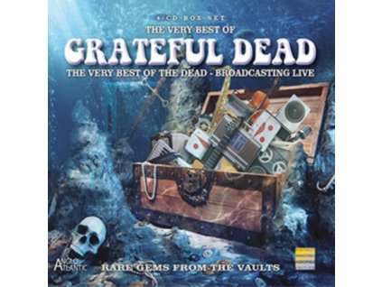 GRATEFUL DEAD - The Very Best Of The Dead Broadcasting Live (CD)