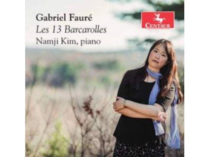 NAMJI KIM - Faure: Les 13 Bacarolles (CD)