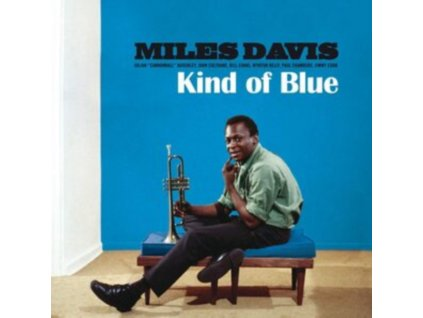 MILES DAVIS - Kind Of Blue (+4 Bonus Tracks) (CD)
