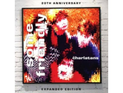 CHARLATANS - Some Friendly (CD)