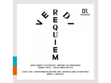 BR SYMPH ORCHJANSONS - Verdimessa Da Requiem (CD)