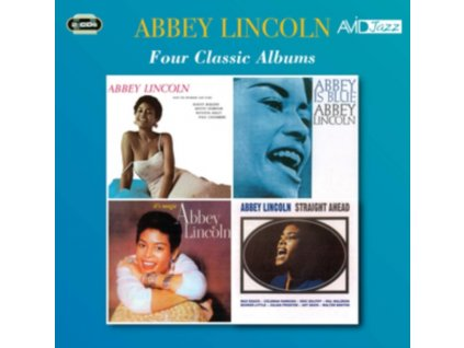 ABBEY LINCOLN - Four Classic Albums (CD)