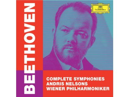ANDRIS NELSON - Beethoven: Complete Symphonies (CD Box Set)