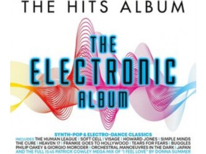 Various Artists - The #1 Album: The Electronic Album (Music CD)