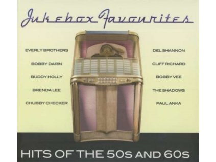 VARIOUS ARTISTS - Jukebox Favourites - Hits Of The 50S (CD)