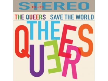 QUEERS - Save The World (CD)