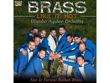 DZAMBO AGUSEVI ORCHESTRA - Brass Like It Hot (CD)