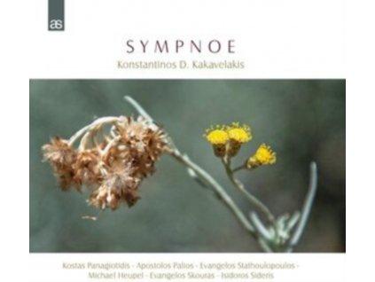 KOSTAS PANAGIOTIDIS / APOSTOLOS PALIOS / EVANGELOS STATHOULOPOULOS / ISIDOROS SIDERIS / MICHAEL HEUPEL / EVANGELOS SKOURAS - Kakavelakis: Sympnoe (CD)