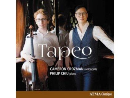 CAMERON CROZMAN & PHILIP CHIU - Tapeo (CD)