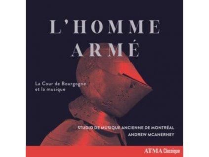 STUDIO DE MUSIQUE ANCIENNE DE MONTREAL - LHomme Arme (CD)
