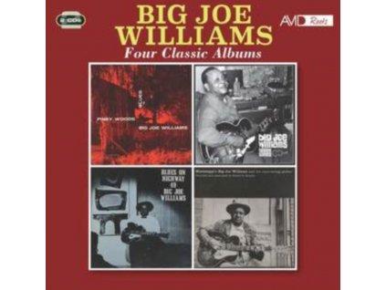 BIG JOE WILLIAMS - Four Classic Albums (CD)