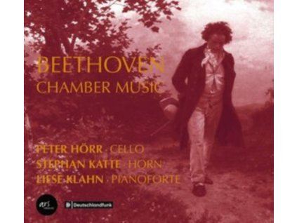 PETER HORR / STEPHAN KATTE / LIE - Beethoven Chamber Music (CD)