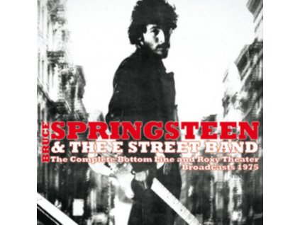 BRUCE SPRINGSTEEN & THE E STREET BAND - The Complete Bottom Line And Roxy Theater Broadcasts 1975 (CD)
