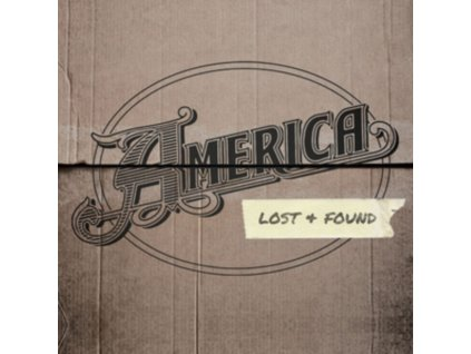 AMERICA - Lost And Found (CD)