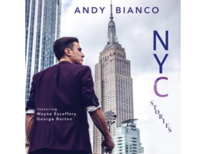ANDY BIANCO - Nyc Stories (CD)