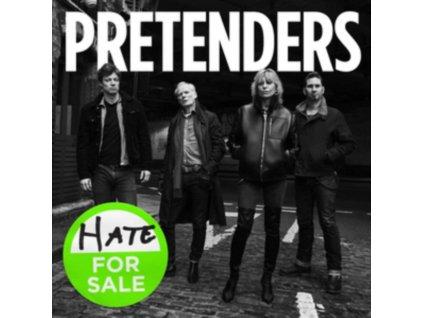 PRETENDERS - Hate For Sale (CD)