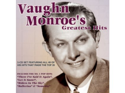 VAUGHN MONROE - Vaughn Monroes Greatest Hits (CD)