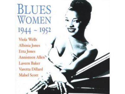 VARIOUS ARTISTS - Blues Women (CD)