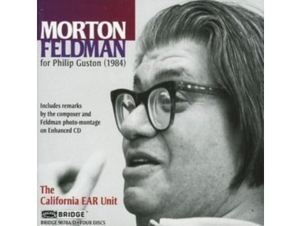 VARIOUS ARTISTS - Morton Feldman  For Philip Guston (CD)
