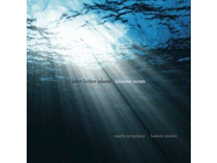 SEATTLE SOMORLOT - Adamsbecome Ocean (CD)