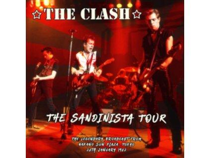 CLASH - The Sandinista Tour (CD)