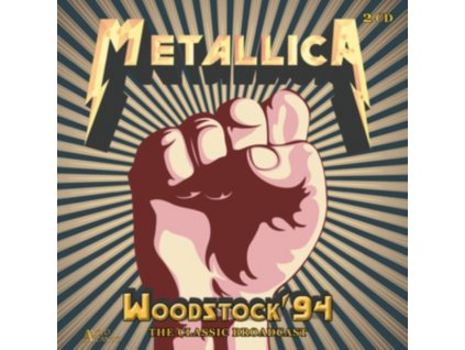 METALLICA - Woodstock 94 (CD)