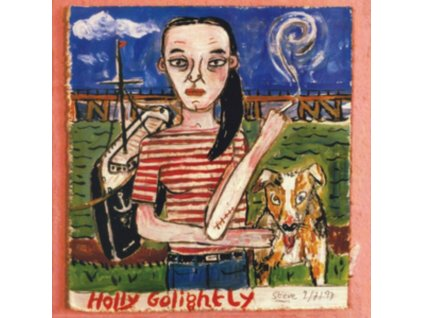 HOLLY GOLIGHTLY - Painted On (CD)