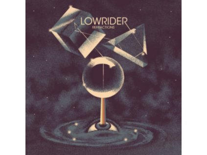 LOWRIDER - Refractions (CD)