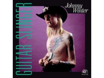 JOHNNY WINTER - Guitar Slinger (CD)