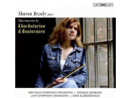 BEZALYSAO PAULO SODIEMECKE - Khachaturianrautavaaraflute Concertos (SACD)