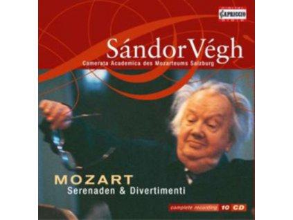W.A. MOZART - Serenaden & Divertimenti (CD Box Set)