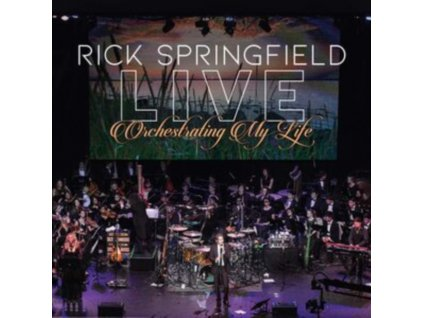 RICK SPRINGFIELD - Orchestrating My Life (CD)