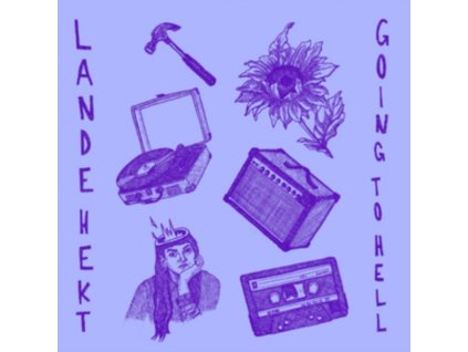 LANDE HEKT - Going To Hell (CD)