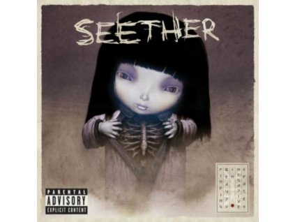 SEETHER - Finding Beauty In Negative Spaces (CD)