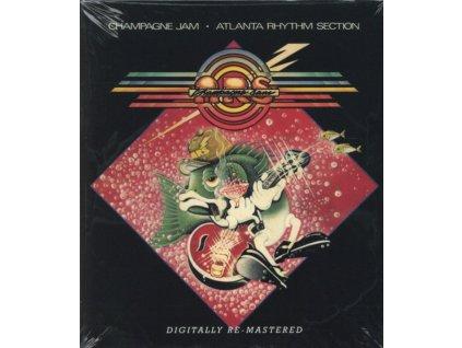 ATLANTA RHYTHM SECTION - Champagne Jam (CD)