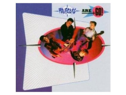 POLECATS - Polecats Are Go (CD)