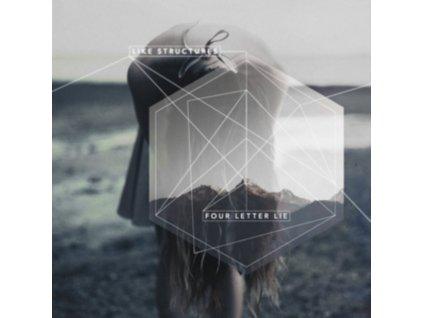 FOUR LETTER LIE - Like Structures (CD)
